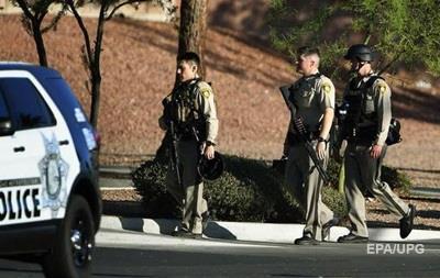У будинку стрілка з Вегаса знайшли зброю і вибухівку