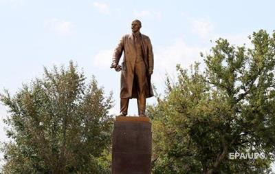В Одеській області за бюджетні гроші відновили пам ятник Леніну