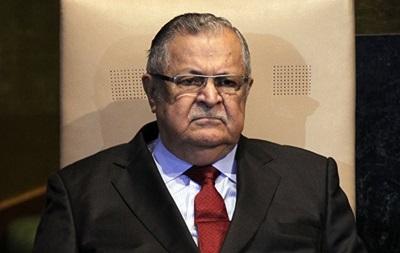 Помер екс-президент Іраку