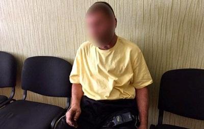 На Донбассе задержан командир разведроты Востока