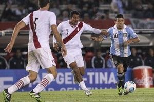 Сборная Перу остерегается отравления в Аргентине перед матчем отбора на ЧМ