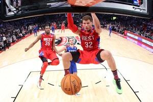 Матч всех звезд НБА пройдет без разделения на конференции