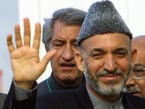 Зарплата президента Афганистана составляет 487 долларов
