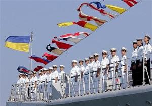 В Севастополе 9 мая пройдет морской парад российских и украинских кораблей