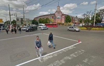 На родине Гройсмана не нашли денег на светофор на проблемном перекрестке