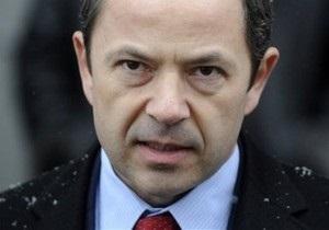 Тигипко объяснил невысокий результат своей партии низкой явкой на местных выборах