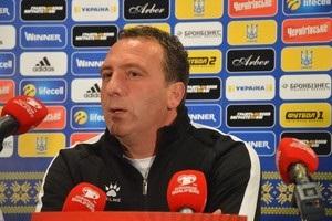 Тренер сборной Косово: С Украиной постараемся не пропустить в первом тайме