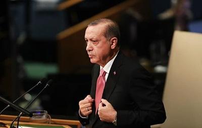 Украину посетит президент Турции