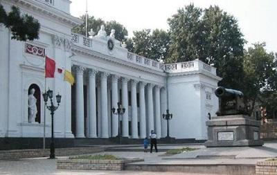 В Одесском горсовете проходят обыски
