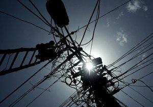 Южная Осетия осталась без электричества