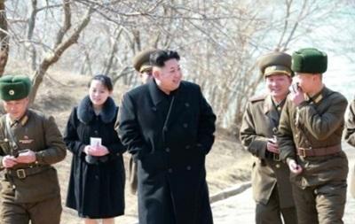 Лідер КНДР призначив свою молодшу сестру на високу посаду