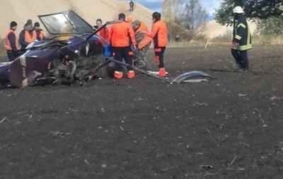 У Латвії розбився вертоліт під час авторалі