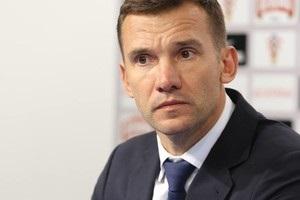 Шевченко: З повагою ставлюся до Хорватії
