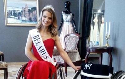 В Польше выбрали первую Мисс мира на коляске