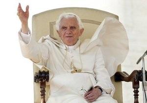 В Ватикане молодой человек прервал мессу Папы Римского: Эй, папа, где же Иисус?