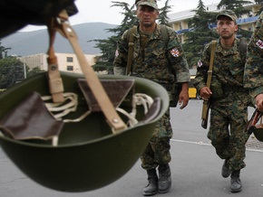 ЮО вернула Саакашвили тела десяти грузинских военнослужащих