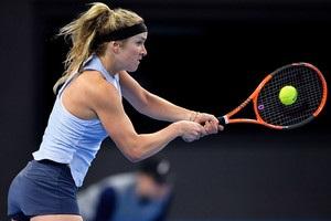 Свитолина преодолела стартовый раунд турнира в Гонконге