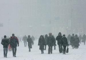 Жертвами морозов в Украине стали 63 человека, в больницы обратились свыше 1000 граждан