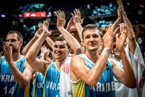 Україна увійшла в топ-20 рейтингу ФІБА
