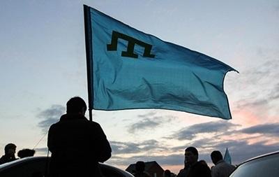 Затриманих у Бахчисараї кримських татар заарештували