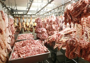 Ъ: Украина наращивает импорт мяса