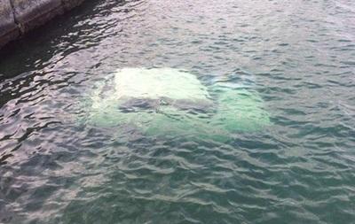 В Одессе на дне моря нашли автомобиль с трупом в салоне