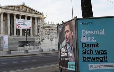Австрія достроково обирає парламент