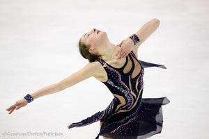 Фигуристка Хныченкова стала третьей на Кубке Ниццы