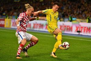 Леоненко объяснил, почему сборная Украины проиграла Хорватии