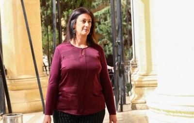На Мальті невідомі підірвали авто з журналісткою