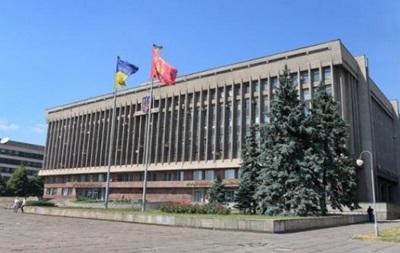 В Запорожской ОГА создан штаб по чрезвычайным ситуациям