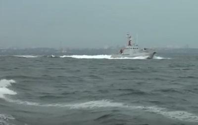 Под Одессой испытывают артиллерийские катера