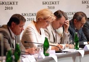 Денисова заверила Раду, что Кабмин выполняет закон о повышении соцстандартов