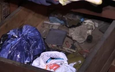 В Киеве нашли тайник с взрывчаткой, который мог использоваться под Радой