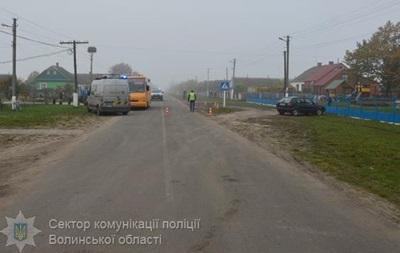 На Волыни трактор переехал ребенка на пешеходном переходе