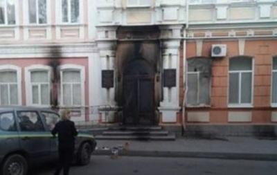 Силовики вже майже розкрили підпали міськради Мелітополя
