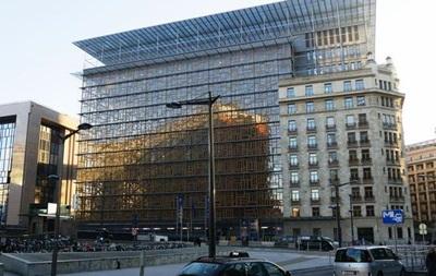 Саммит ЕС перенесут в другое здание из-за соображений безопасности