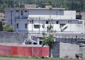 В доме Усамы бин Ладена продолжатся обыски