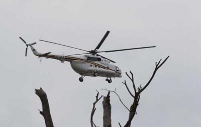 У Кенії гелікоптер із журналістами впав в озеро