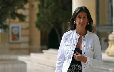 Мальта обещает 1 млн евро за сведения об убийцах журналистки