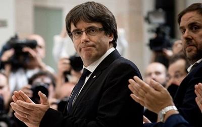 Мадрид не будет арестовывать главу Каталонии