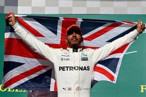 Гемілтон виграв Гран-прі США