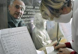 В Украине отмечается снижение заболеваемости гриппом