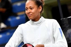 Украинка Бежура вошла в пятерку лучших на Кубке мира по фехтованию