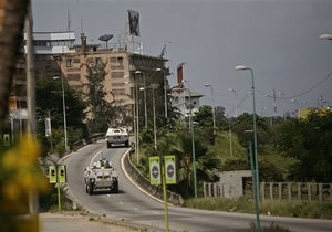 Франция отправила свои войска в Кот-д Ивуар