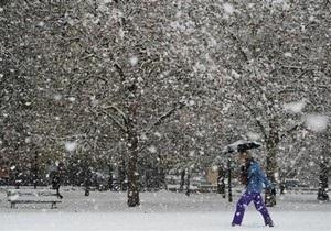 Прогноз погоды на четверг, 13 января