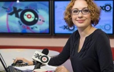 Появилось видео проникновения в Эхо Москвы напавшего на журналистку