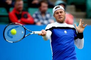 Марченко неудачно стартовал на турнире во французском Бресте