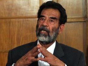 В Ираке почтили память Саддама Хусейна