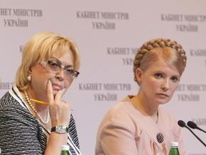 Кужель подает в суд на Ляпину за обвинения Тимошенко в связях с партией Родина